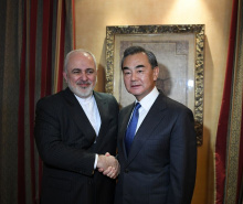 China Under New Siege: A New Tehran-Beijing Symbiosis