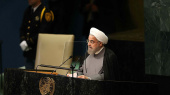 Rouhani's UN Speech Seen as Warning to the US