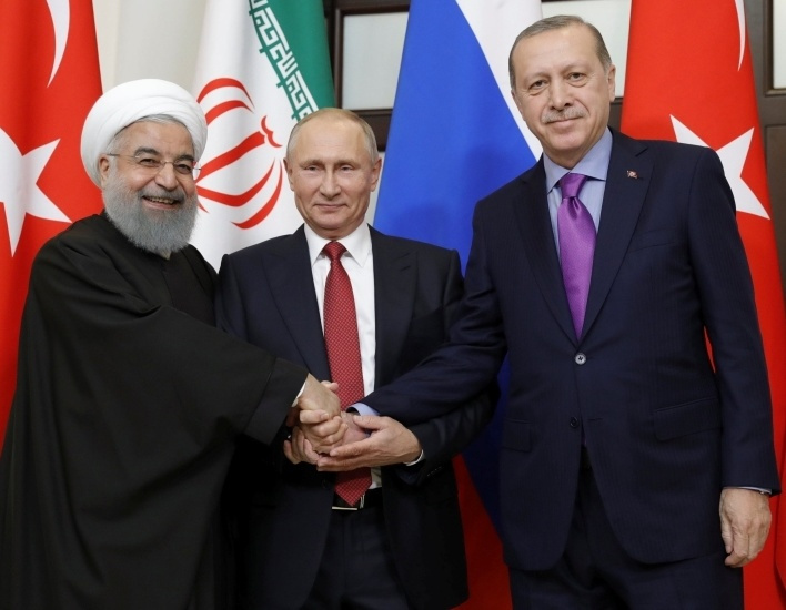 Tehran Summit: Will Syria and sanctions bring Iran, Turkey and Russia closer?
