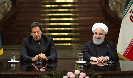 Achievements of Imran Khan's Visit to Iran