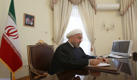 Rouhani calls for expansion of relation with Tajikistan, North Korea