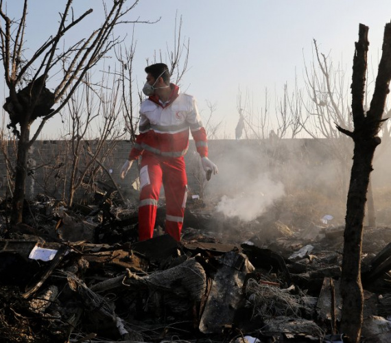 Was a US Cyberattack Behind the Ukrainian Plane Crash?