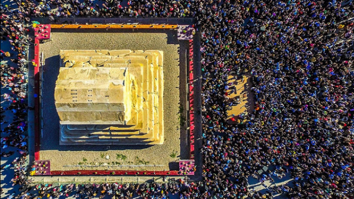 Cyrus the Great and Rise of Nationalistic Fervor in Iran