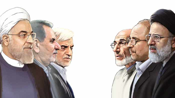 How will Iran's Six Presidential Candidates Campaign