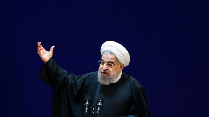 Rouhani Campaigns against Rivals in Tit-for-Tat