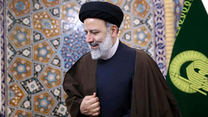 Ebrahim Raisi after the Election