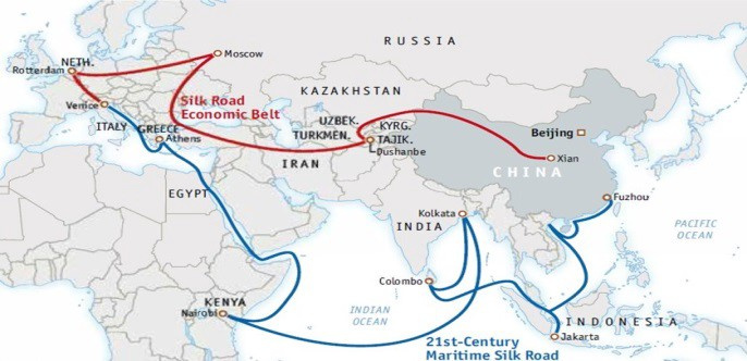 'Belt and Road Initiative', a win-win coop for Iran and China