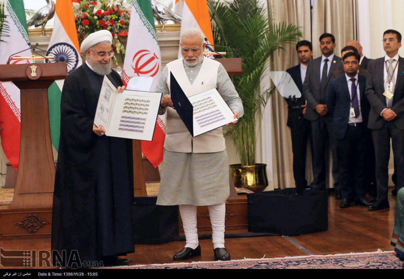Iran critical to India's energy strategy, broader geopolitical interests