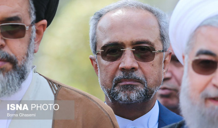 Rouhani's Taciturn Chief of Staff May Finally Come into the Spotlight