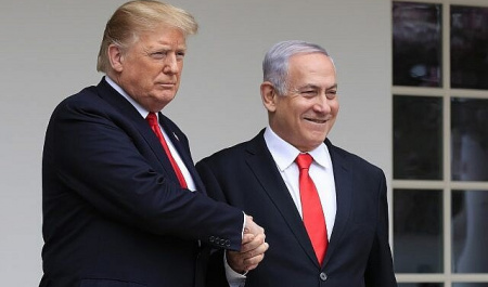 Trump's special services to Netanyahu: From recognizing al-Quds as Israel's capital to backing settlements