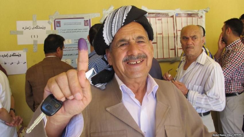 انتخابات پارلمان کردستان و شکست سنگین اپوزیسیون