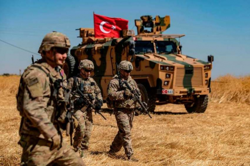 Image result for حمله ترکیه به سوریه