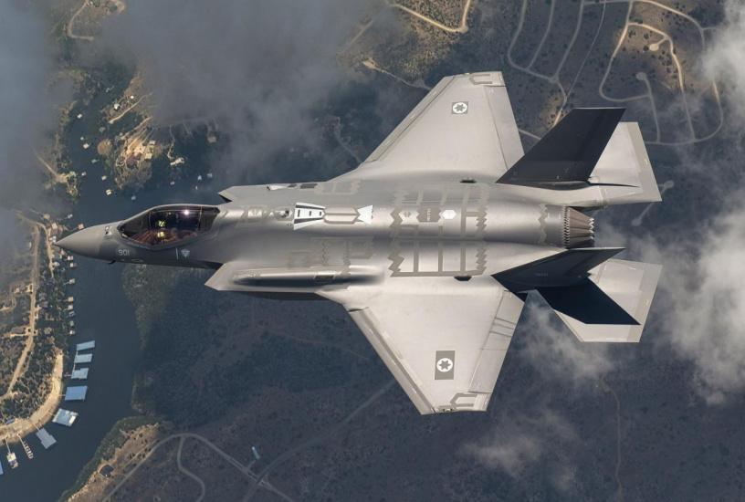 «اف-۳۵» های جدید اسرائیل می توانند تهدیدی برای ایران باشند؟