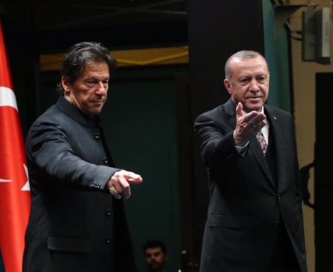 چگونه قدرت نرم ترکیه بر پاکستان چیره شد؟